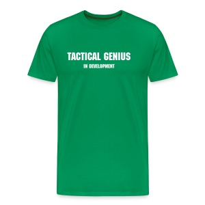 Tactical Genius - Men's Premium T-Shirt
