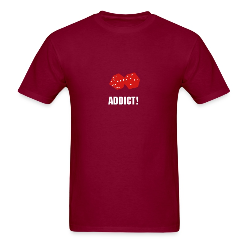 D6 Addict - Men's T-Shirt