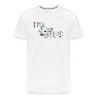 T-Shirts ~ Men's Premium T-Shirt ~ HEY, SUP JUPITER