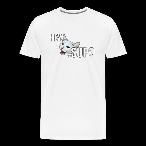 HEY, SUP JUPITER - Men's Premium T-Shirt