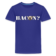 Kids' Shirts ~ Kids' Premium T-Shirt ~ BACON DOG TEASE