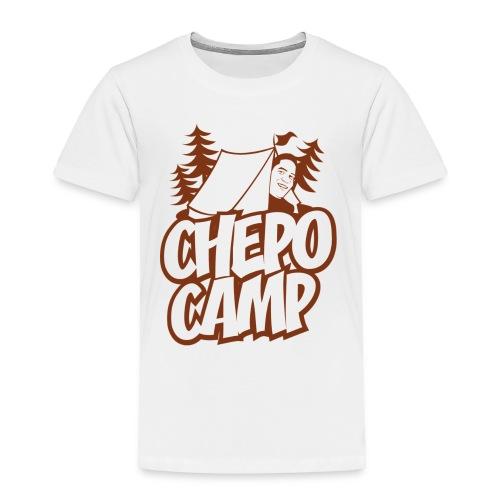 CHEPOS CAMP todller - Toddler Premium T-Shirt