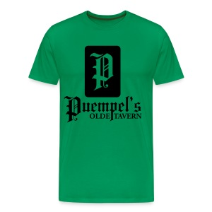Puempel's Men's XL Logo Tee - Men's Premium T-Shirt