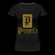 T-Shirts ~ Women's Premium T-Shirt ~ Golde Plus Puempel's Tee