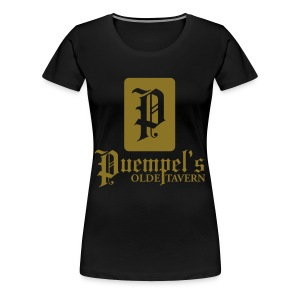 Golde Plus Puempel's Tee - Women's Premium T-Shirt