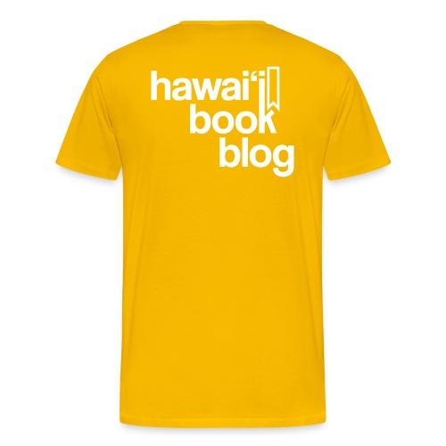 8-Bit Shaka - Men's Premium T-Shirt