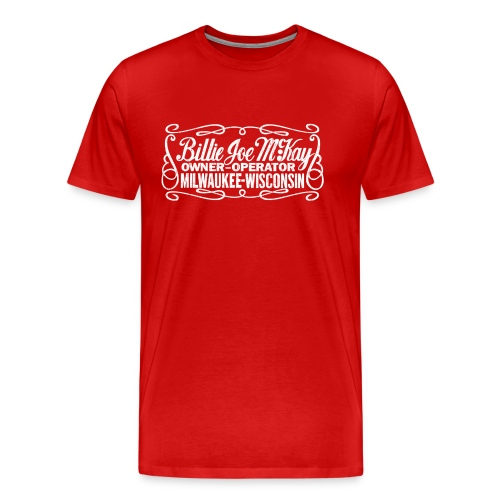 BJ McKay mens - Men's Premium T-Shirt