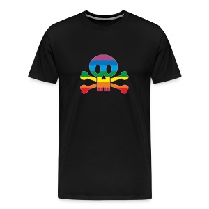 Gay Gamer 3XL - Men's Premium T-Shirt