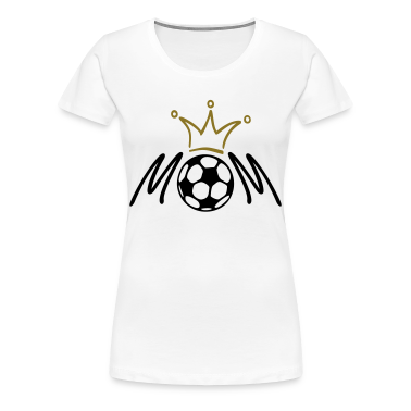 SOCCER MOM | women's plus size basic shirt