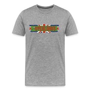The Overlords Offical Logo 3XL - Men's Premium T-Shirt