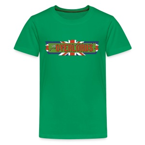 The Overlords Offical Logo Kids - Kids' Premium T-Shirt