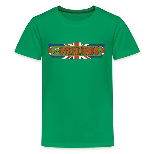The Overlords Offical Logo Kids - Kids' Premium T-Shirt