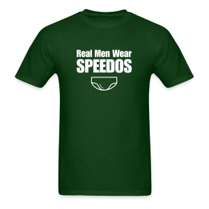 Real Men Wear Speedos (Type) - Men's T-Shirt