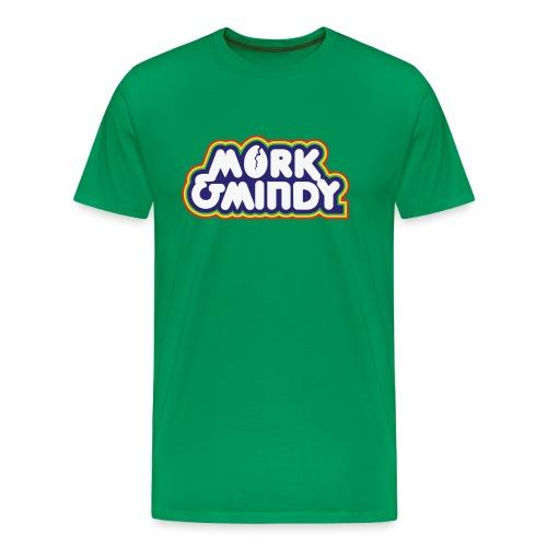 Mork & Mindy mens - Men's Premium T-Shirt