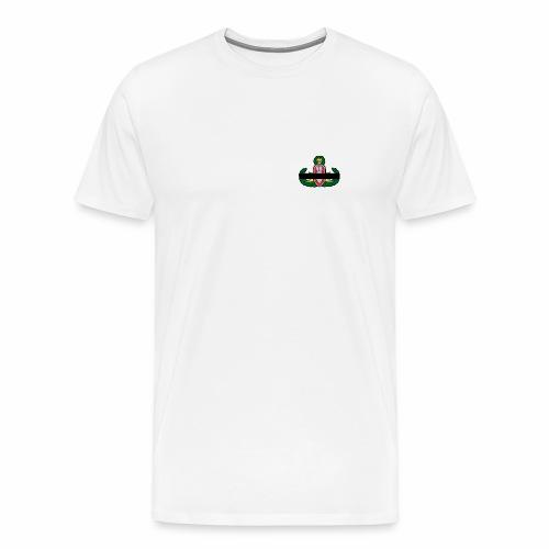 EOD badge with black strip - Men's Premium T-Shirt