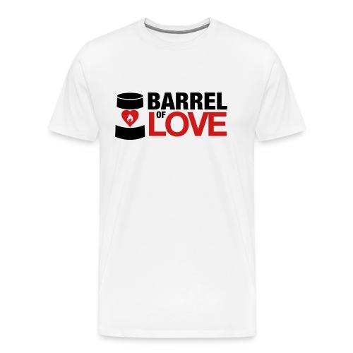 Barrel of Love T-Shirt - Men's Premium T-Shirt
