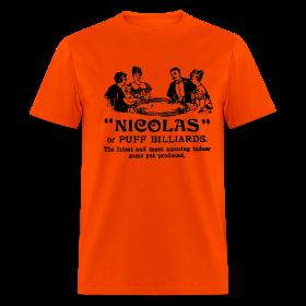 Nicolas or puff billiards game ~ 351