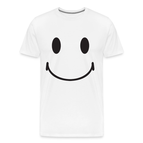 Keep Smiling Men's T-Shirt - Men's Premium T-Shirt