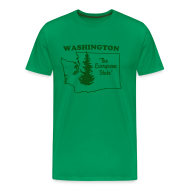 Washington: The Evergreen State - Mens