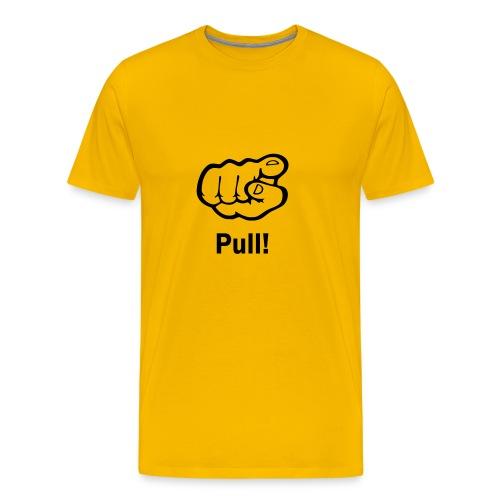 for dad - Men's Premium T-Shirt