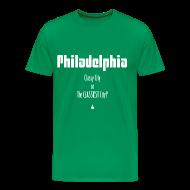 T-Shirts ~ Men's Premium T-Shirt ~ Philadelphia Classy T-Shirt