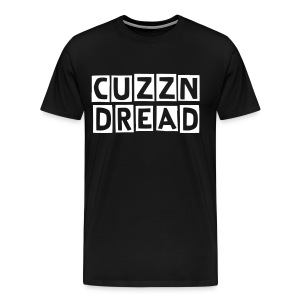 Cuzzn-Dread men - Men's Premium T-Shirt
