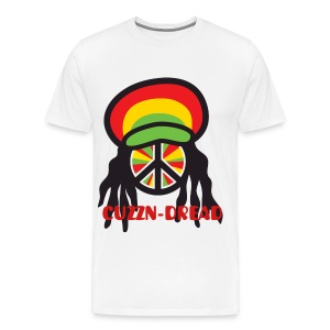 Rasta Dread men - Men's Premium T-Shirt