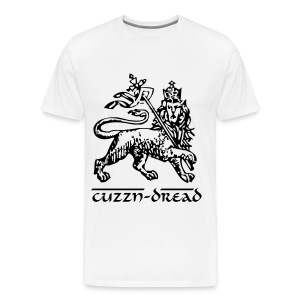 Lion Dread men - Men's Premium T-Shirt
