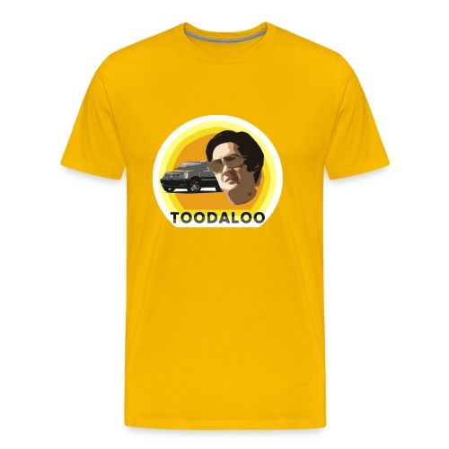 Toodaloo 2 - Men's Premium T-Shirt