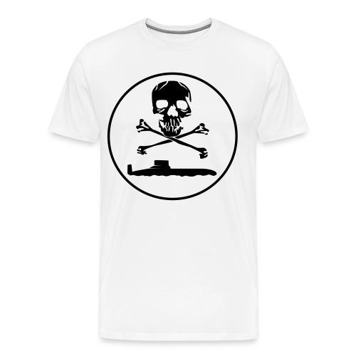 Logo - Front - Men's Premium T-Shirt