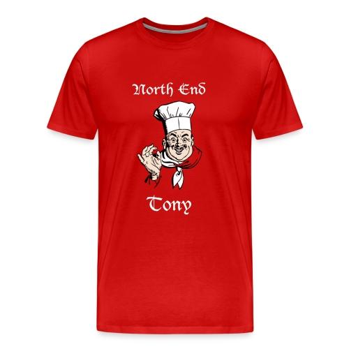 North End Tony : Mens - Men's Premium T-Shirt