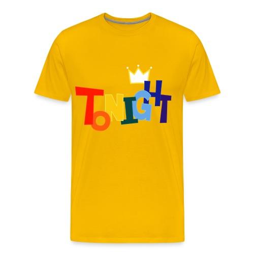 [JAY] Tonight - Men's Premium T-Shirt