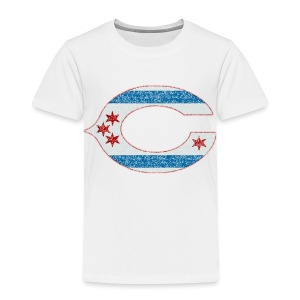 Chicago C - Toddler Premium T-Shirt