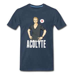 Sebastian Roché [Acolyte] (DESIGN BY MICHELLE) - Men's Premium T-Shirt