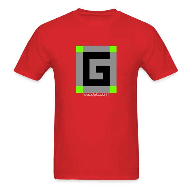 """Guude Time"" Men's Heavyweight T-Shirt"