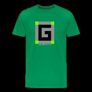 T-Shirts ~ Men's Premium T-Shirt ~ Guude Men's 3XL T-Shirt