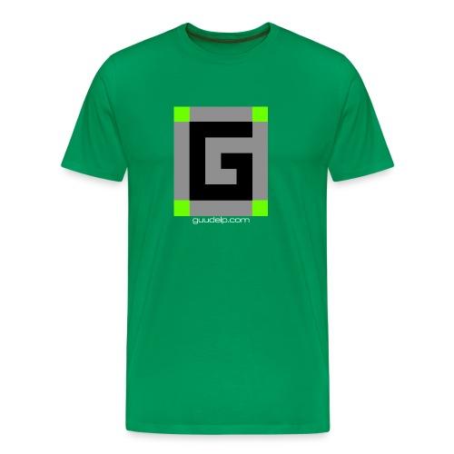 Guude Men's 3XL T-Shirt - Men's Premium T-Shirt
