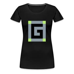 Guude Women's Plus Size Basic T-Shirt - Women's Premium T-Shirt