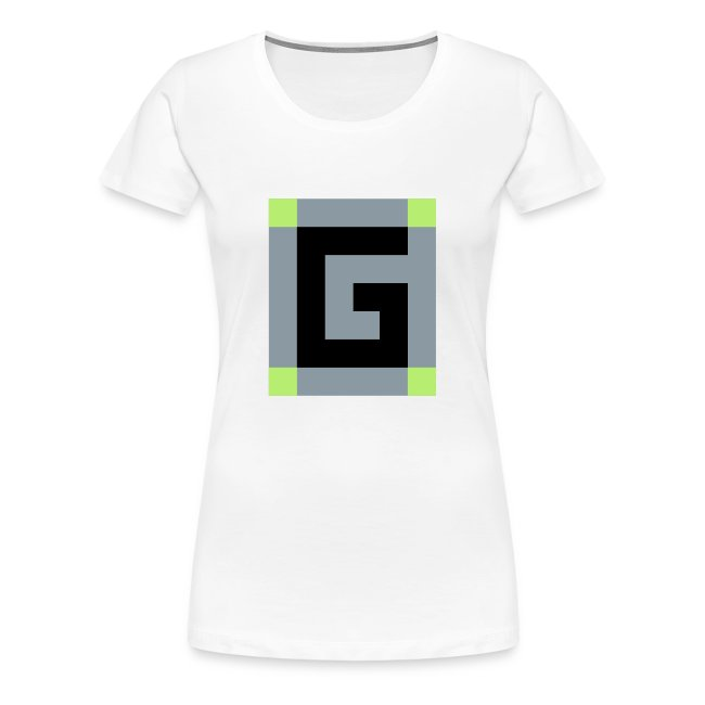 Guude Women's Plus Size Basic T-Shirt