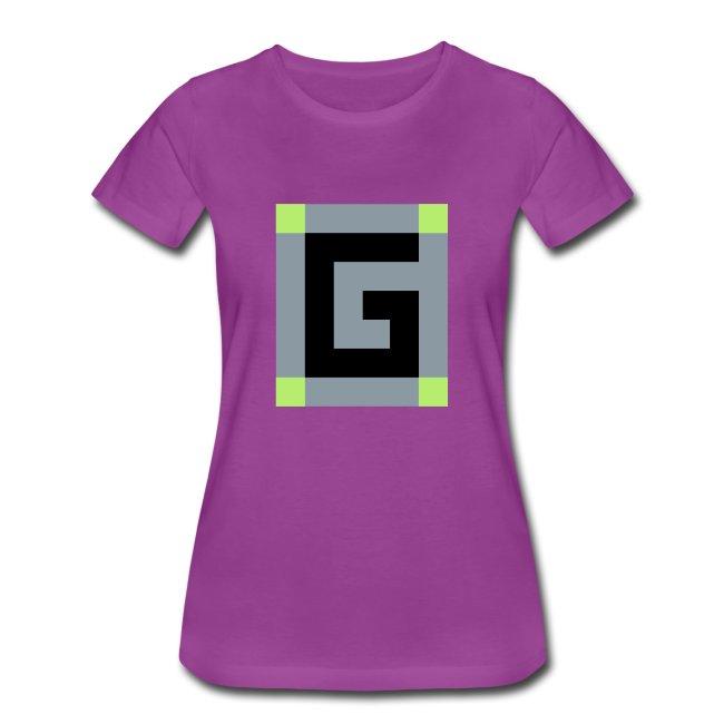 Guude Women's Plus Size Basic T-Shirt