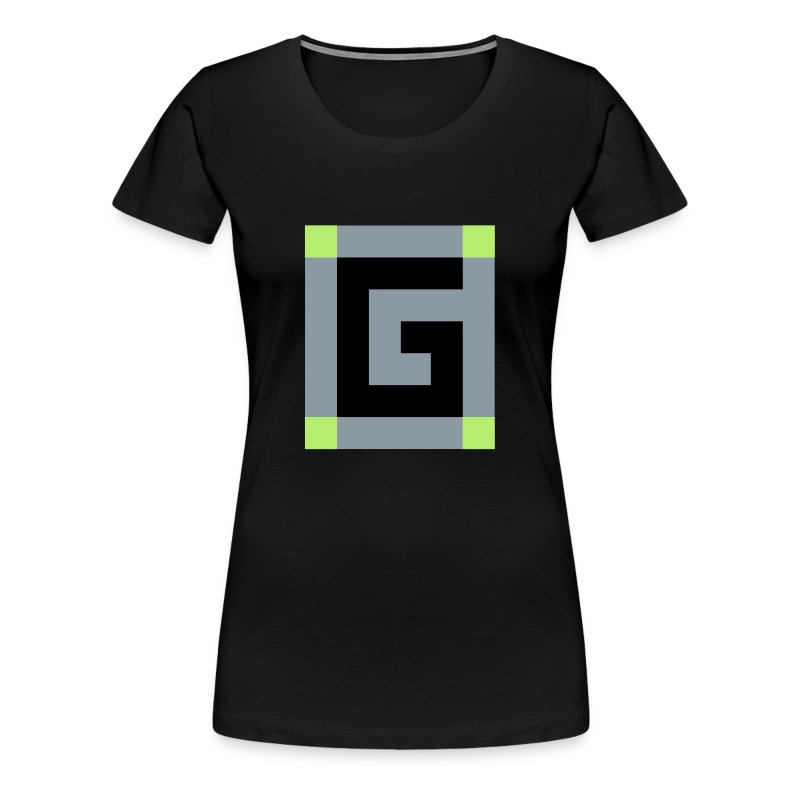 Guude Women's Plus Size Basic T-Shirt - Women's Premium T-Shirt