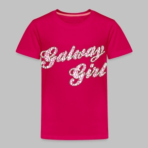 Galway Girl - Toddler Premium T-Shirt