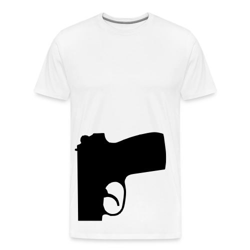 big gun - Men's Premium T-Shirt