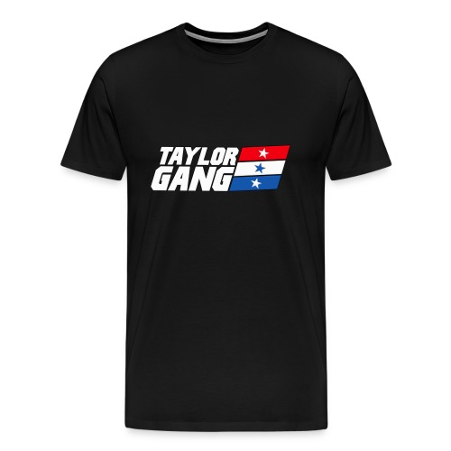 Taylor Gang Black Tee - Men's Premium T-Shirt
