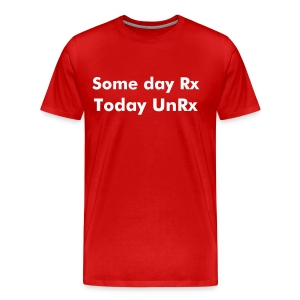 Men's - Someday Rx - Men's Premium T-Shirt