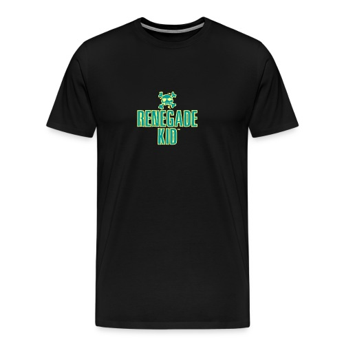 Renegade Kid - Basic Tee I - Men's Premium T-Shirt