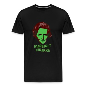 Margaret Thrakka - Men's Premium T-Shirt