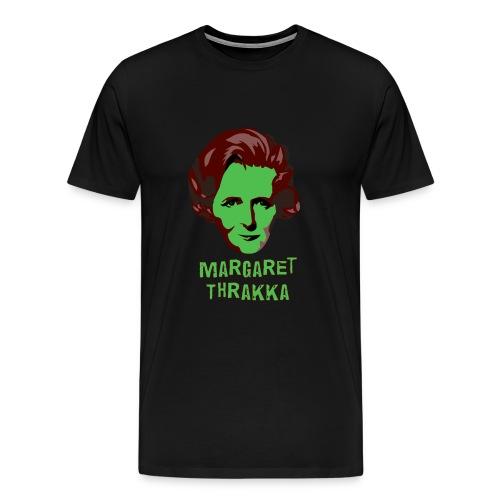 Margaret Thrakka - Men's Premium T-Shirt