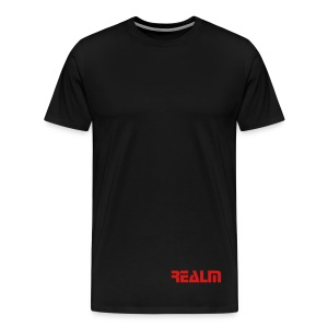 Back:  BALL HAWK - Men's Premium T-Shirt
