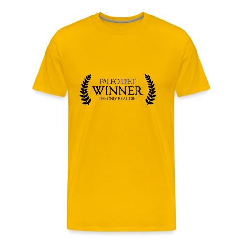 WINNER light - Men's Premium T-Shirt